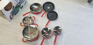 Circulon Innovatum Aluminum 12 - Piece Cookware Set for Sale in Germantown, MD