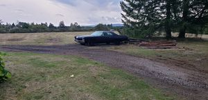 1971 2 door coupe impala/ Trade for camper for Sale in Colton, OR