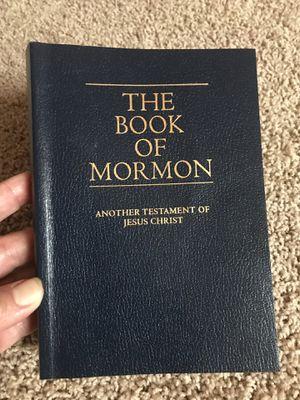 FREE Book of Mormon for Sale in Renton, WA