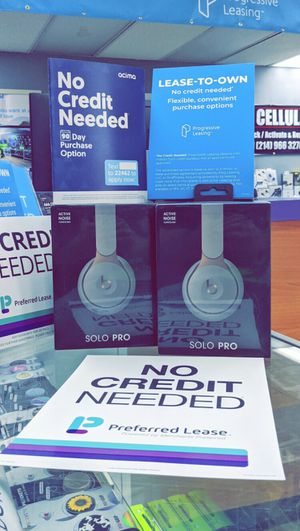 BEATS SOLO PRO WIRELESS - BRAND NEW IN BOX! ONE YEAR Warranty!! ACTIVE NOISE CANCELING for Sale in Arlington, TX