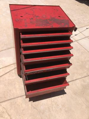 Snap on tool box for Sale in Spring Valley, CA