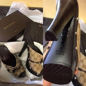 Real Gucci sandals for Sale in Douglasville, GA