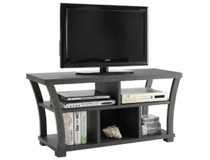 Tv Stand in Gray for Sale in Bellaire, TX