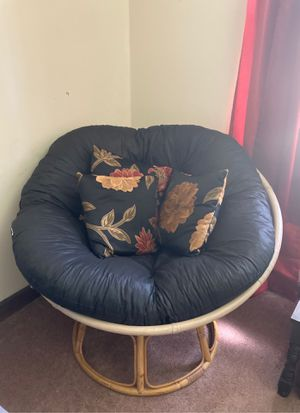 Papasan Chair for Sale in Kinston, NC