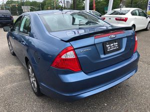 2010 FORD FUSION SE for Sale in Monroe Township, NJ