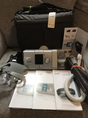 Perfect Resmed AirCurve 10 Vauto 18 Total Run Time Hours One of the Best Resmed Bipap Cpap Machine on the Market Excepting Offers for Sale in Spring Branch, TX
