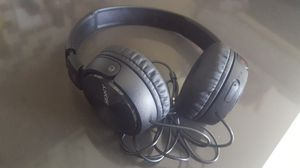 Sony over ear headset for Sale in Sterling, VA