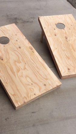 Cornhole Boards New for Sale in Huntington Beach,  CA
