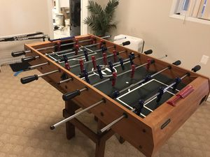 Foosball table game (regulation) for Sale in Annandale, VA
