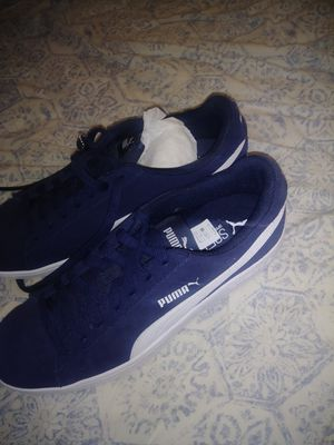 Puma size 9 never worn or best deal for Sale in Trenton, NJ