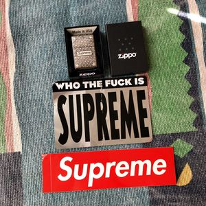 Supreme Diamond Plate Zippo (Brand New, 100% Authentic) for Sale in Los Angeles, CA