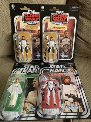 Star Wars Vintage Collection Bundle, $50 Pickup! for Sale in Union City, CA