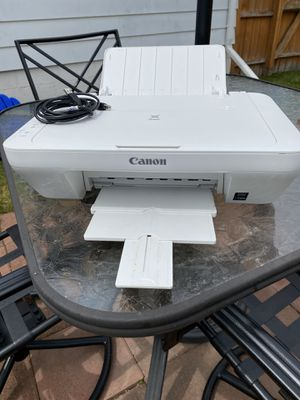 Cannon PIXMA MG2520 Inkjet All-In-One for Sale in Bay City, MI