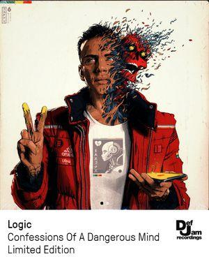Logic-Confessions of a dangerous mind vinyl for Sale in Peoria, AZ