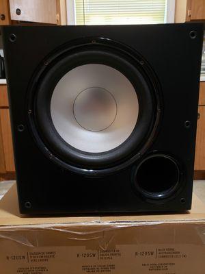 "Polk audio 10"" powered subwoofer for Sale in Belleair, FL"