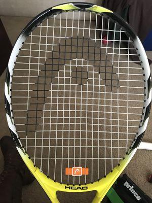 Head tour pro tennis racket for Sale in Virginia Beach, VA