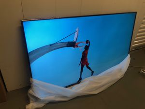 VIZIO 75 INCH 4K V SERIES SMART TV! 3 month guarantee. Comes with legs and remote for Sale in Phoenix, AZ