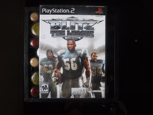 Blitz the League PS2 Playstation 2 game for Sale in Tustin, CA