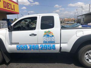 Ruiz Lawn and Pool service for Sale in Visalia, CA