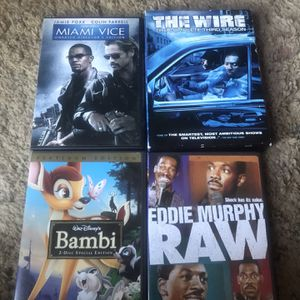 DVD movies Four For $10.00 for Sale in Phoenix, AZ