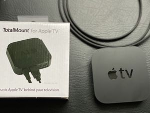 3rd gen Apple TV with TV hard mount for Sale in Lemoore, CA