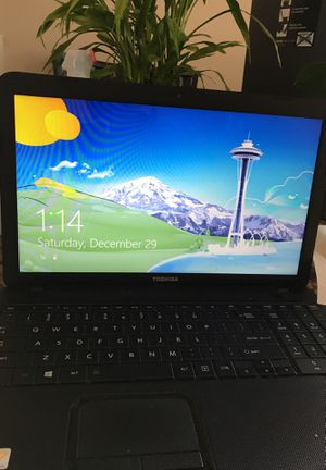 Toshiba laptop 16 inch for Sale in Chula Vista, CA