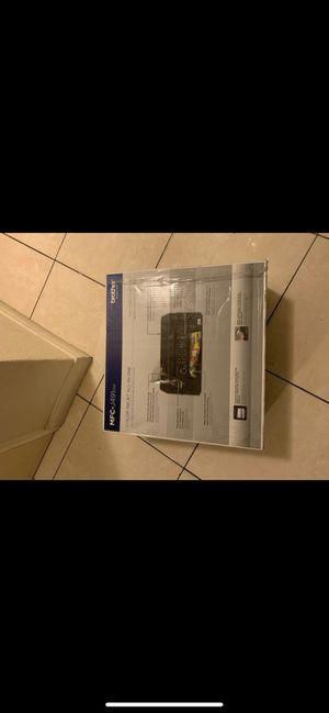 Brother Printer Inkjet Multifunction / MFC-J491dw for Sale in Santa Ana, CA