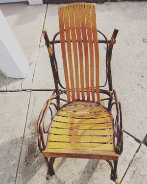 Amish hand made rocker for Sale in OH, US