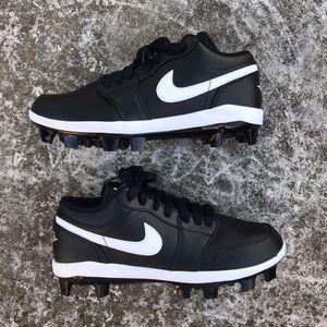 Nike Air Jordan 1 Retro MCS Low Baseball Cleats for Sale in Fort Lauderdale, FL