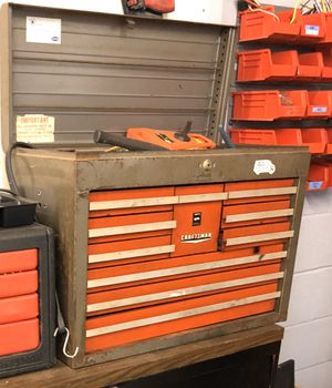 Craftsman tool chest for Sale in Barberton, OH