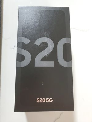 Samsung Galaxy S20 5G AT&T Cosmic Gray for Sale in Torrance, CA
