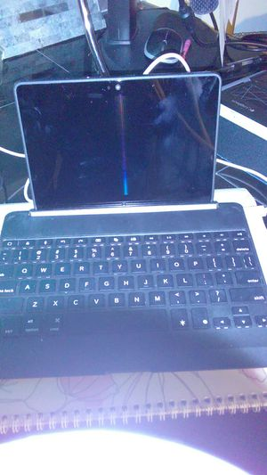 Kindle fire with logitech wireless keypad for Sale in Hingham, MA