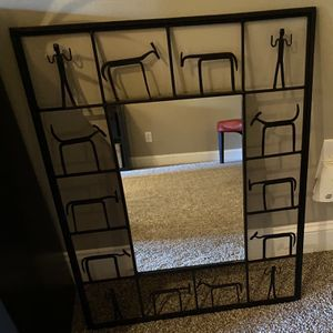 Wrought Iron Wall Mirror for Sale in Nolensville, TN
