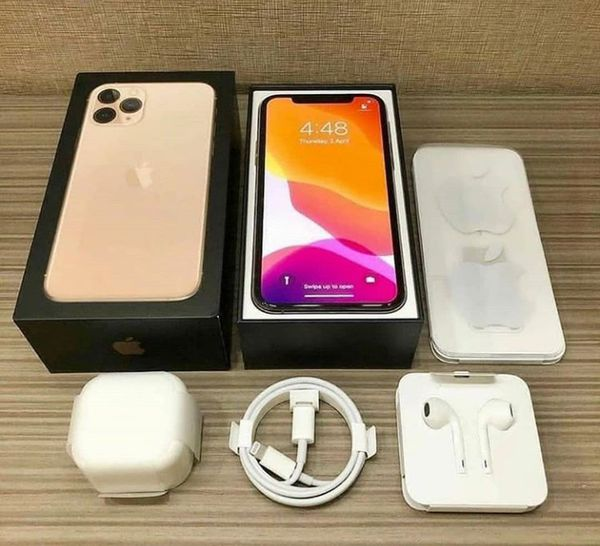 Unlocked iPhone 11 pro max