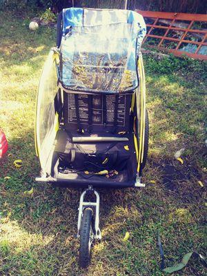 Child bike trailer for Sale in Bridgeport, CT