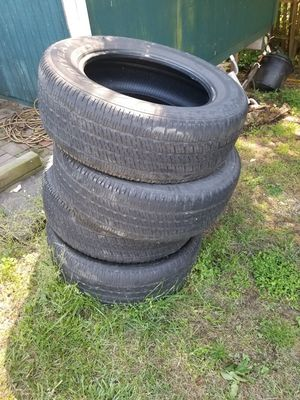 4 tires 275/60R20 for Sale in Martinsburg, WV