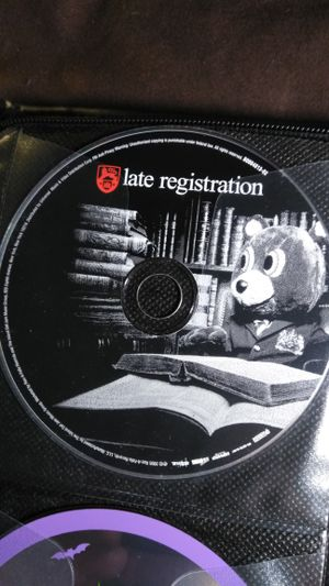 "Kanye West ""Late Registration"" 1st Record, 1st Edition CD! for Sale in Las Vegas, NV"
