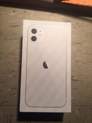iPhone 11 White 128GB Brand New for Sale in Washington, DC