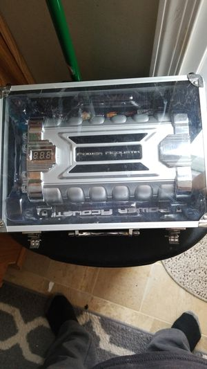 Power acoutisk for Sale in Delaware, OH