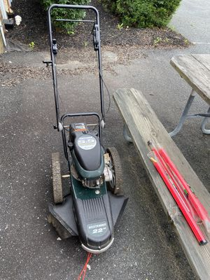 """22"""" craftsman weed eater for Sale in Forest Hill, MD"""