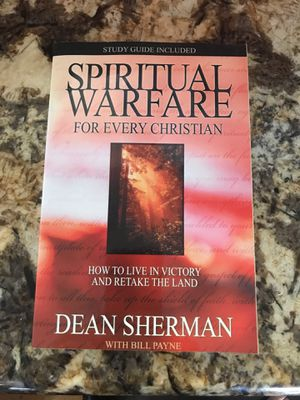 Spiritual Warfare for Every Christian for Sale in KAILUA KONA, HI