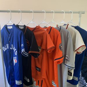 Youth Stitched Authentic MLB Jerseys for Sale in Jamul, CA