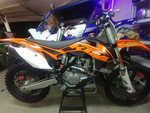 2013 ktm 450 sxf dirtbike for Sale in Rancho Cucamonga, CA