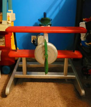 Airplane tetter totter for Sale in Las Vegas, NV