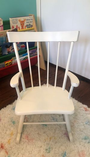 Kids rocking chair for Sale in Dearborn Heights, MI
