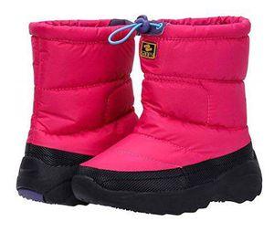 NEW Kid / Girl Size 3 Kids Waterproof Winter Snow Boots Outdoor Warm for Sale in San Jose, CA