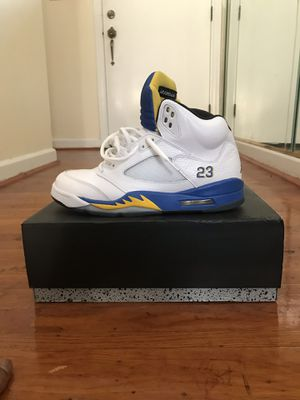 Air Jordan retro 5 excellent condition if not your money back!!! Size 10 will deliver if needed for Sale in Washington, DC
