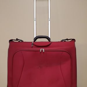 """SAMSONITE """"Travel Pro,"""" LUXURY LARGE (Fully Extended: 42"""" L x 24"""" W x 5"""" D), 2-Wheel, Soft-Side LUGGAGE - see all photos - firm price for Sale in Bailey's Crossroads, VA"""