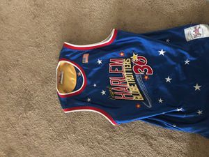 Harlem globetrotters jersey for Sale in McDonough, GA