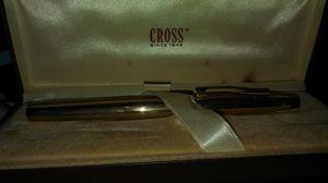 Vintage Cross pen for Sale in Gaston, SC